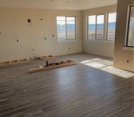 New Home Projects By Floors To Go Eagle Ridge